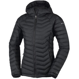 Columbia W's Powder Lite Hooded Jacket Black